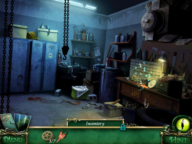 Garage: on the box, in front of the entrance - Newspapers - Collectibles and puzzles - 9 Clues: The Secret of Serpent Creek - Game Guide and Walkthrough
