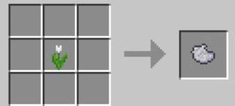 how to get light gray dye in minecraft