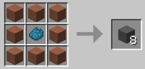 how to change you skin to a block