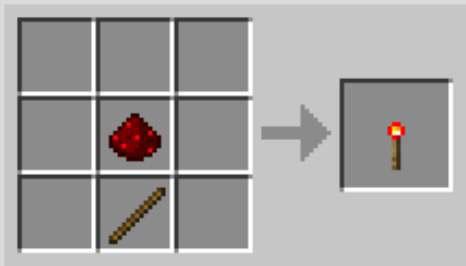 Как сделать кнопку в minecraft
