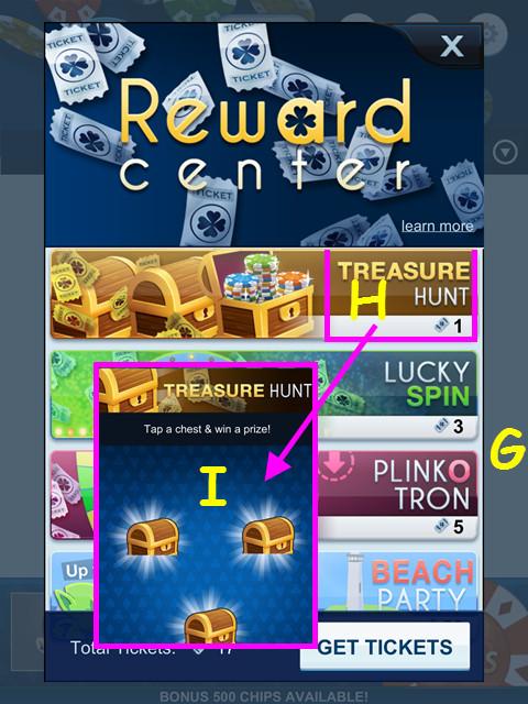 big fish casino keno reward center