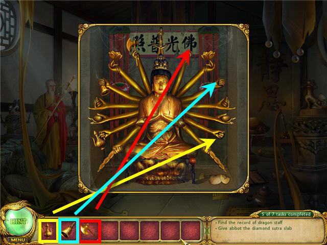 Shaolin Mystery: Tales of the Jaded Dragon Staff
