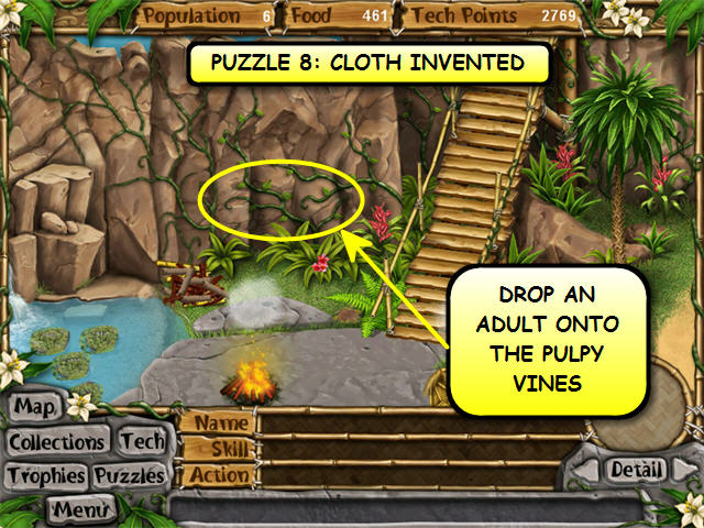 how to solve puzzles in virtual villagers 4