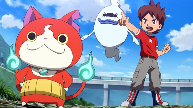 Yo-Kai Watch Battle