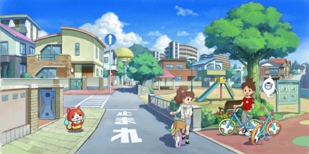 Yo-Kai Watch Game