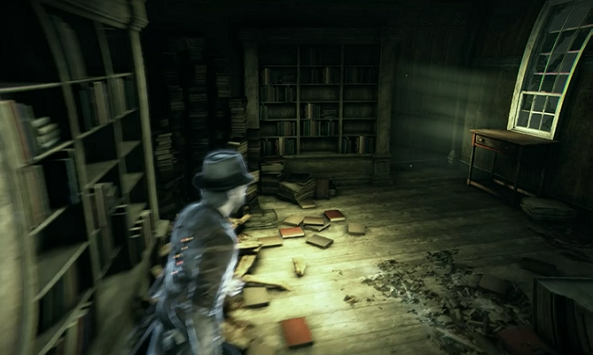 how to make the cat jump in murdered soul suspect