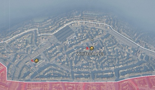 Assassins Creed Syndicate Locked Chest Locations Maps All Video