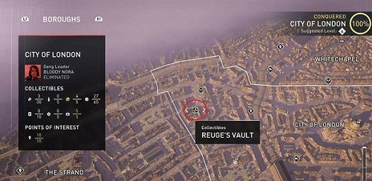 Assassins Creed Syndicate Music Boxes Locations All Video Game