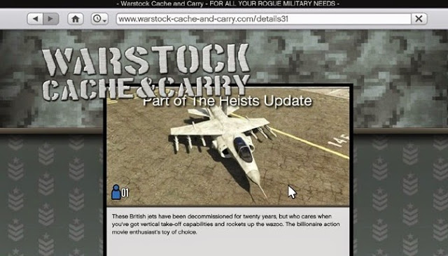 GTA 5: Unlock Hydra Plane and Valkyrie helicopter - New DLC_all