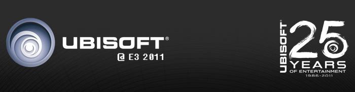 Ubisoft Media Briefing E3 2011