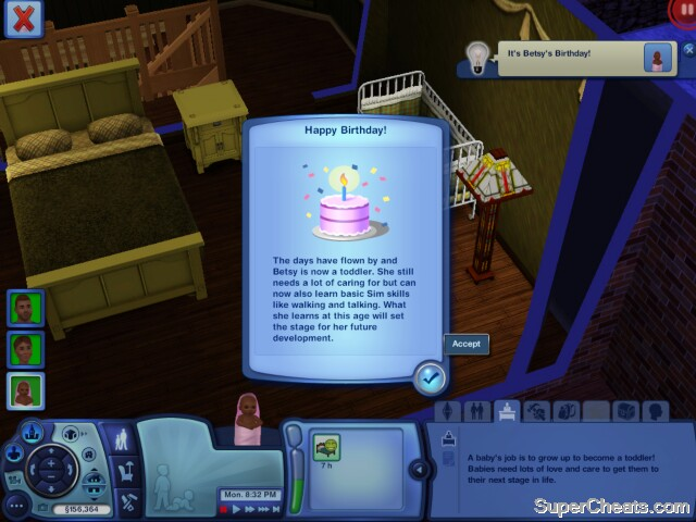Kids Can Interact With Toddlers Sims