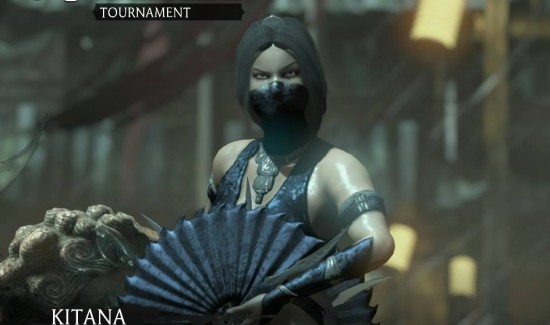 mortal kombat x kitana tournament