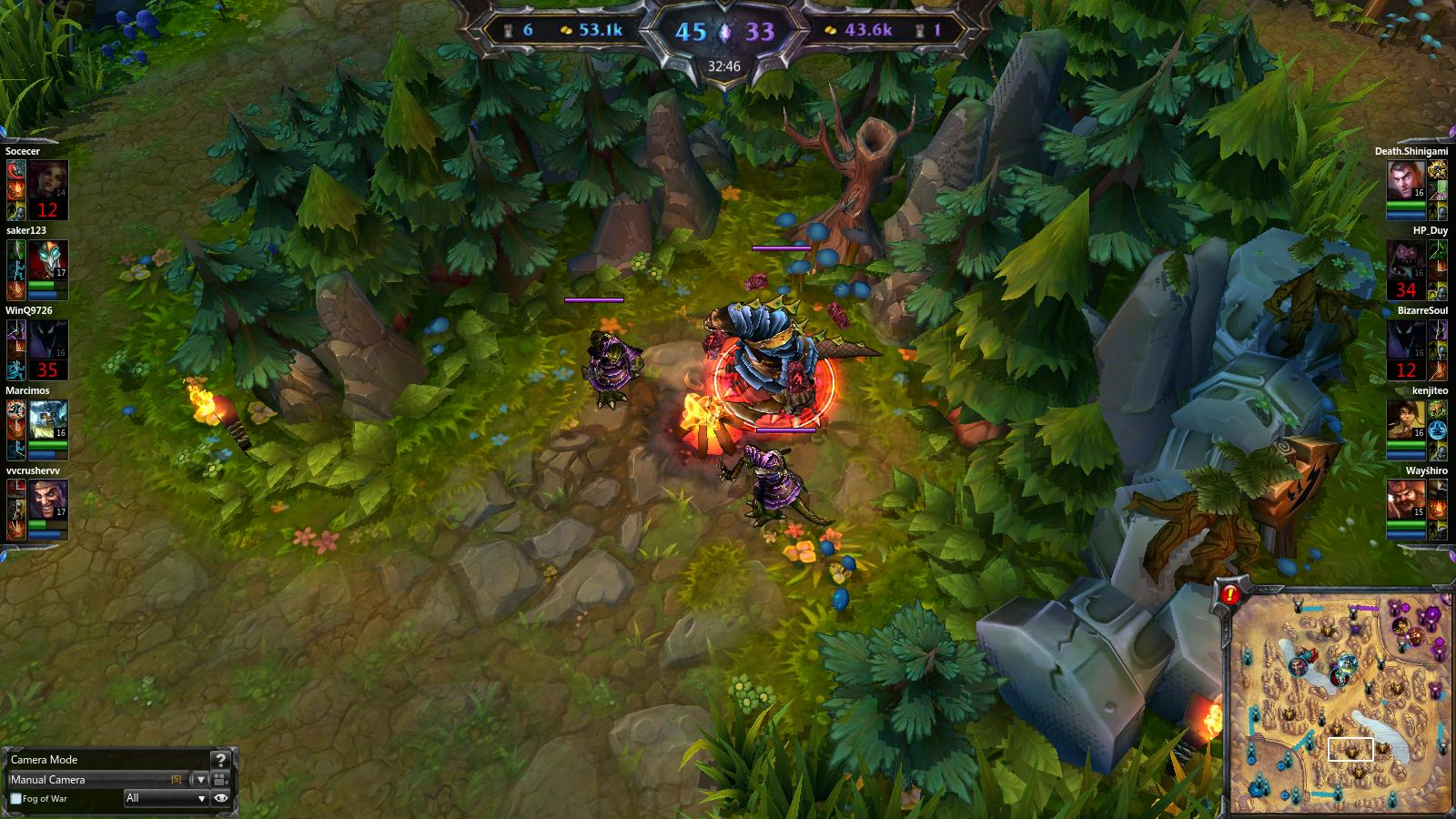 Your Season 5 Guide on How to Jungle in League of Legends_all video game