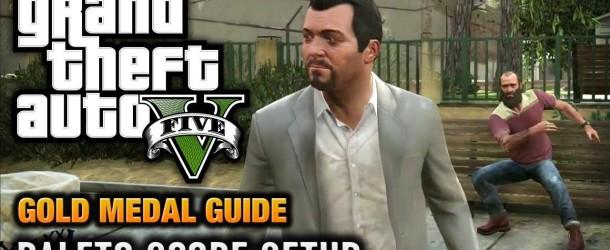 Paleto Score Setup Guide in Grand Theft Auto V