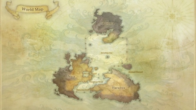 archeage how to get to hasla