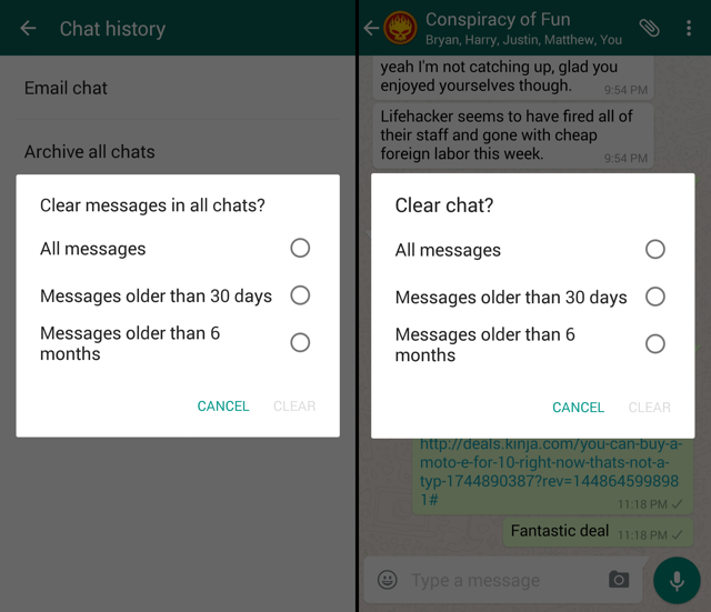 How to Transfer WhatsApp Chat History from iPhone