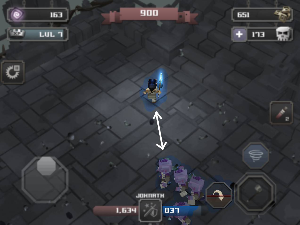 Legacy Quest tips cheats strategies