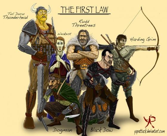 аберкромби первый закон картинки