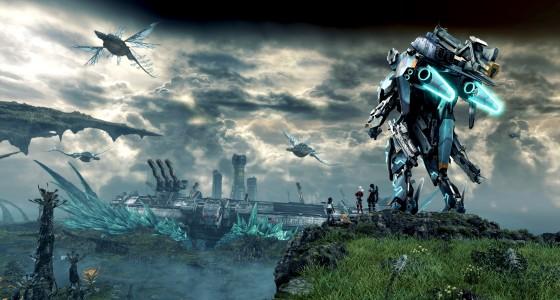 Xenoblade Fantasy Games