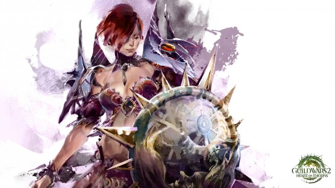 Guild Wars 2 Heart of Thorns Chronomancer - MMOGames.com - Your source for MMOs & MMORPGs